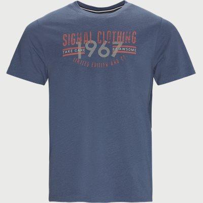Regular fit | T-Shirts | Jeans-Blau